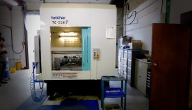 Brother TC32B Vertical Machining Centre