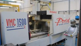Bridgeport VMC1500/22 Vertical CNC Machining Centre
