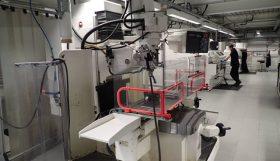 XYZ VM4000 CNC Bed Mill