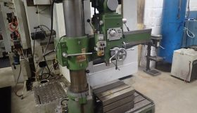 Excel RD 900 Radial Arm Drill
