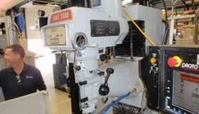 XYZ SMX2500 Bed Mill