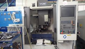 YCM MV76A Vertical Machining Centre