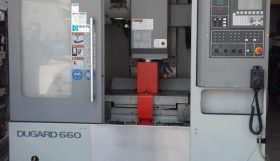 Dugard 660 CNC Vertical Machining Centre