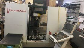 Bridgeport VMC600XP Vertical CNC Machining Centre