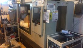 Bridgeport VMC1000/22 Vertical CNC Machining Centre