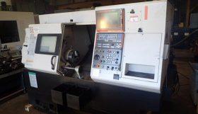 Mazak Nexus QT250 II MSY CNC Driven Tool Lathe