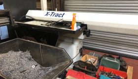 Hydrafeed Xtract Model 2500 Bar Unloader