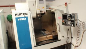 Hurco VSX24 Vertical Machining Centre