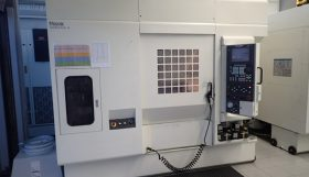 Mazak Variaxis 500 – 5X Vertical CNC Machining Centre