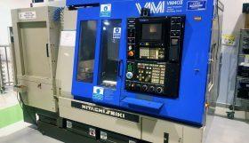 Hitachi Seiki VM40 Twin Pallet Vertical Machining Centre