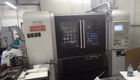 Mori Seiki NVX5100 CNC Vertical Machining Centre