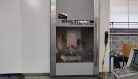 Deckel Maho DMU70 Evolution CNC Vertical Machining Centre, 5 Axis