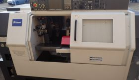 Miyano BNJ51SY3 Twin Turret, Sub Spindle,Y axis Turning Centre