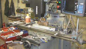 XYZ SM2000 CNC Mill