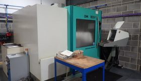 DMG 103V CNC Vertical Machining centre