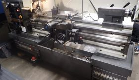 Colchester Triumph 2500VS x 1250mm Gap Bed Lathe