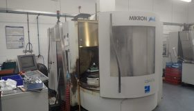 Mikron XSM 600U 5 Axis Ultra Fast Machining Centre