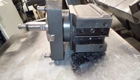 Doosan VTL1620M Tool Holder