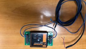 Renishaw M18 TS27R Probe: Interference resistant hard-wired communication