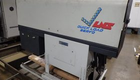 LNS Quick load Servo Bar Feeder