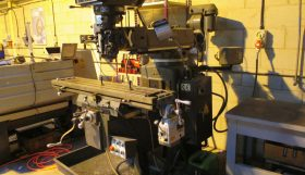 Lilian Turret Milling Machine