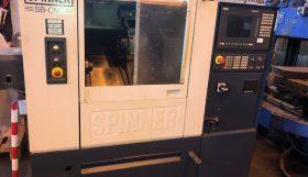Spinner SB-CNC Driven Tool Lathe
