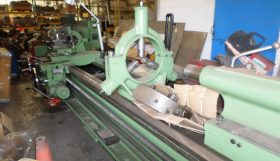 Stankoimport 1M636T 700 x 3,000mm  Straight Bed Centre Lathe