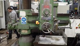Kitchen & Walker E2 36″ Radial Drill
