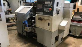 XYZ Mini Turn 190 CNC Lathe