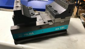 Hilma SCS 120 5 Axis Machine Vice