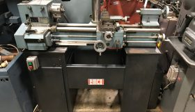 EMCO V10-P Straight Bed Lathe