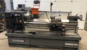 Colchester Triumph VS2500 Gap Bed Lathe