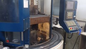 Emag VL3 Vertical Turning Lathe