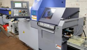 Star SB20R Type G Sliding Headstock Lathe