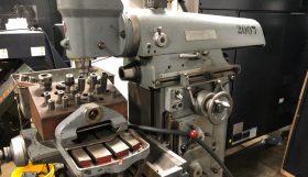 Thiel Duplex 158 Universal Milling Machine
