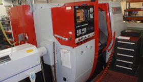 EMCOTURN 365 C Axis CNC Driven Tool Lathe