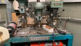 Meddings Bank of 3 drills