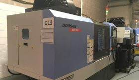Doosan DNM500 Vertical Machining Centre