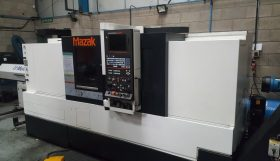 Mazak Quick Turn Smart 250 CNC Lathe