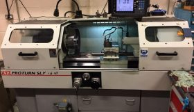 XYZ Proturn SLX1630 CNC Lathe