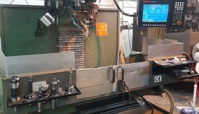 Lilian BM5V CNC/Manual Mill