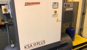 Champion KSA11 Plus Compressor
