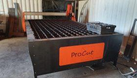 Escco Procut 1050 Robotic CNC Cutting Table