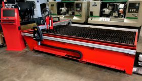Swift-cut 3000W/T MkIII CNC Cutting Table