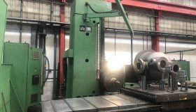 Union BFT110 CNC Horizontal Borer