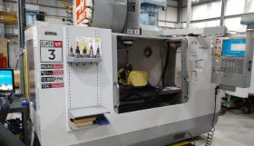 Haas VF3SS 5 Axis Vertical Machining Centre