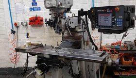 XYZ SM2000 CNC Mill,