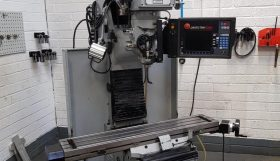 XYZ SMX2500 CNC Bed Mill