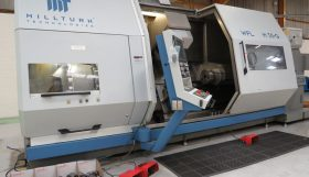 WFL M35-G 1800 7 Axis Millturn
