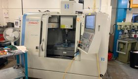 Bridgeport VMC600P3 Vertical Machining Centre